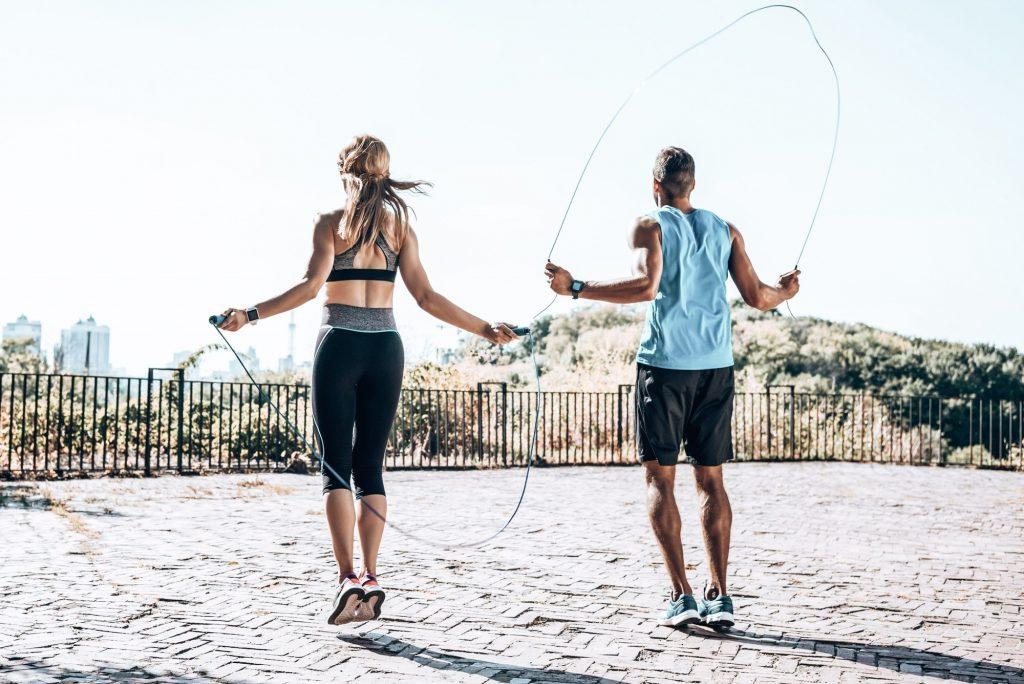 7 tác dụng của nhảy dây bạn cần biết