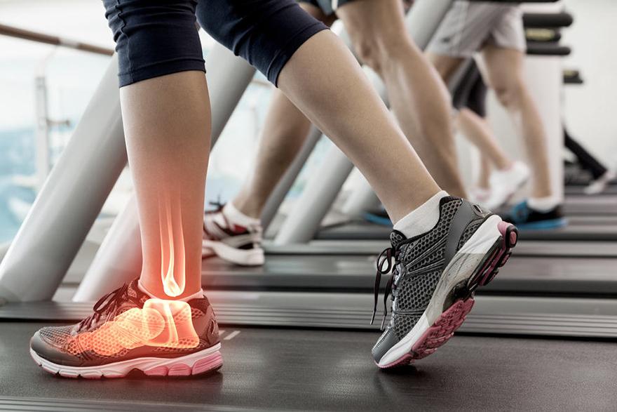 làm thế nào để tránh chấn thương đầu gối khi chạy bộ