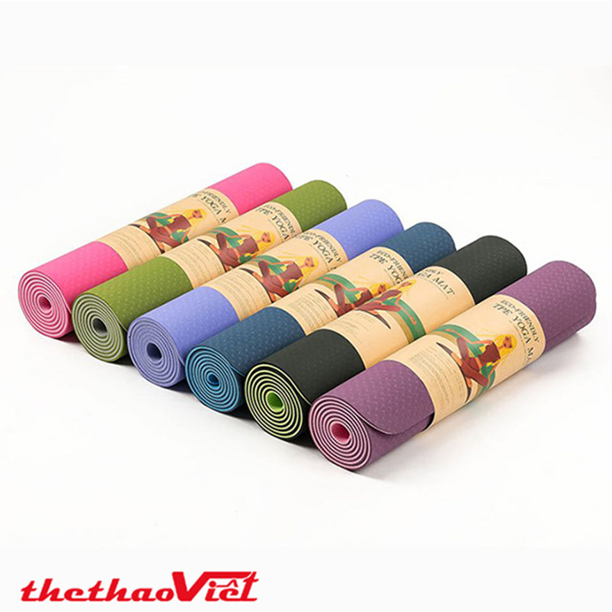 mách bạn 5 chỗ bán thảm tập Yoga đẹp tại Hà Nội