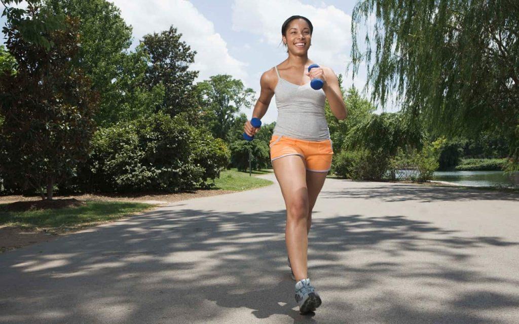 Chạy bộ giảm mỡ bụng dưới - áp dụng cho người to vòng 2