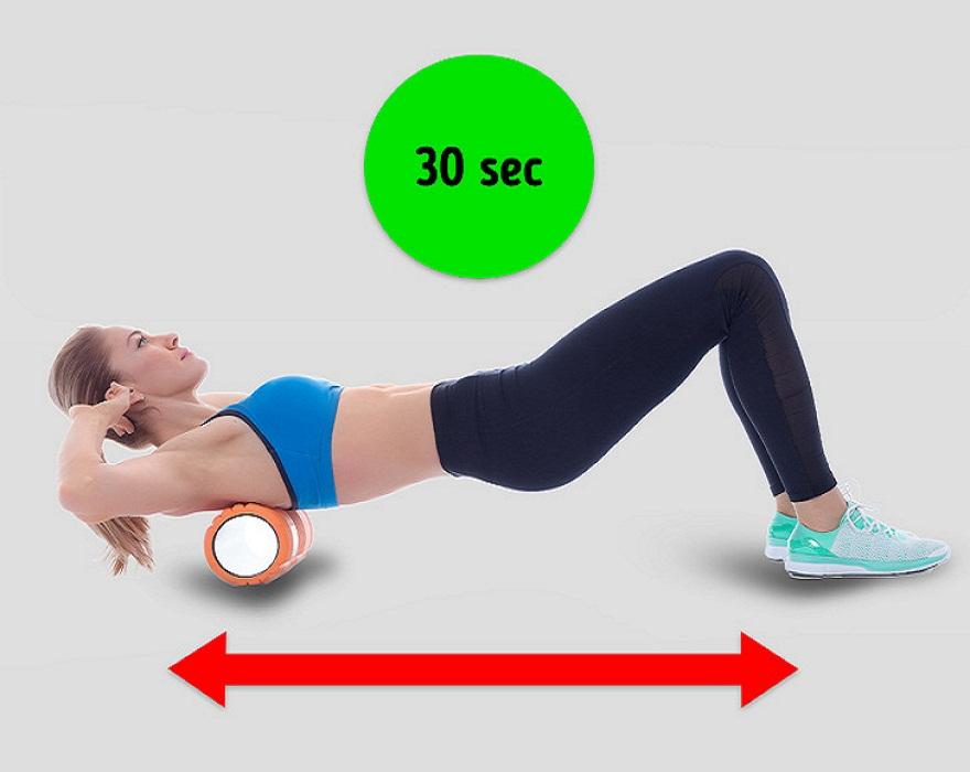 5 động tác chữa tật gù lưng cho vóc dáng thẳng trọn vẹn