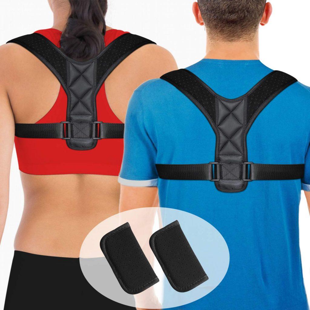 7 sai lầm tai hại khi sử dụng áo chỉnh cột sống, chống gù lưng