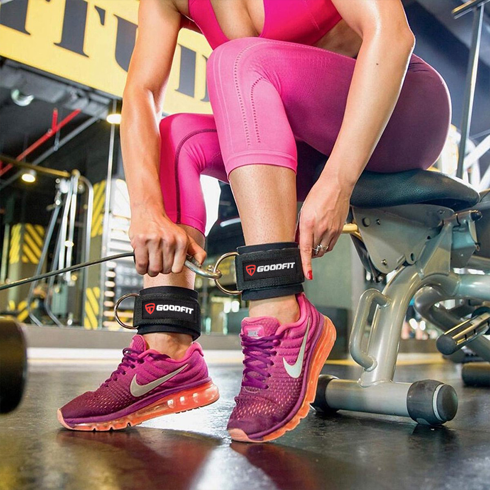 Dây quấn cổ chân tập gym tốt cần đáp ứng 5 tiêu chí nào?