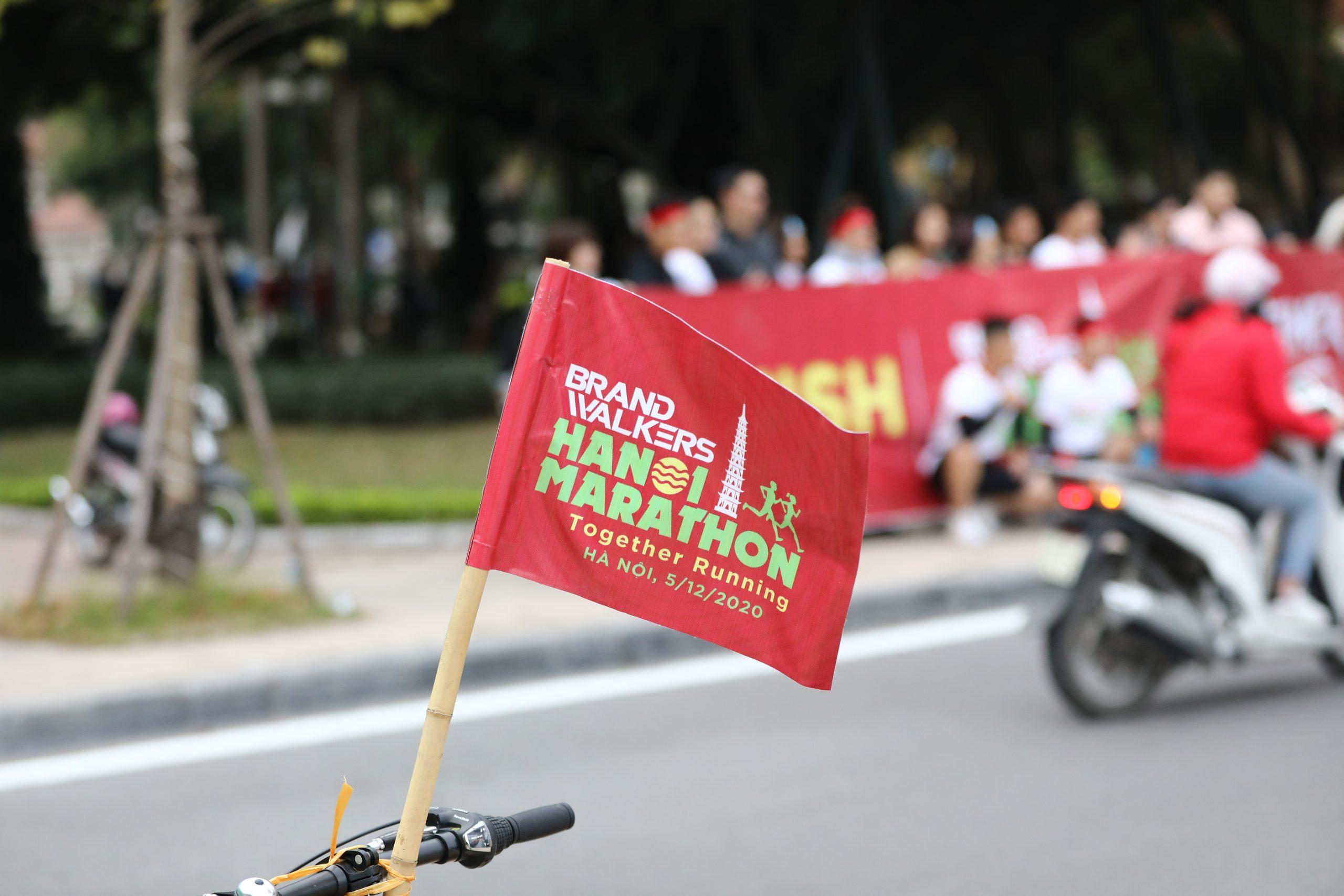 GoodFit đồng hành cùng giải chạy Hanoi Marathon - Togerther Running