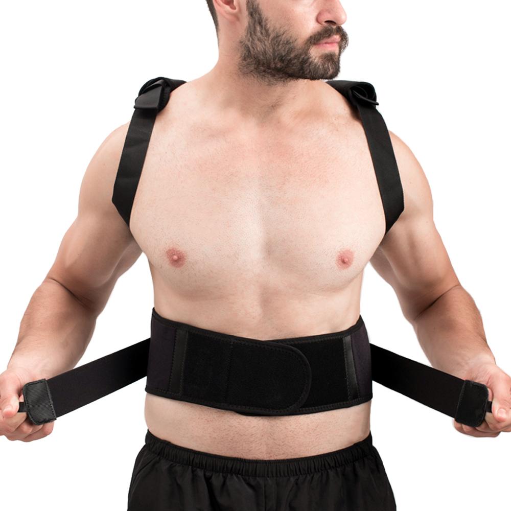 5 vấn đề có thể gặp khi mặc áo nẹp chống gù lưng