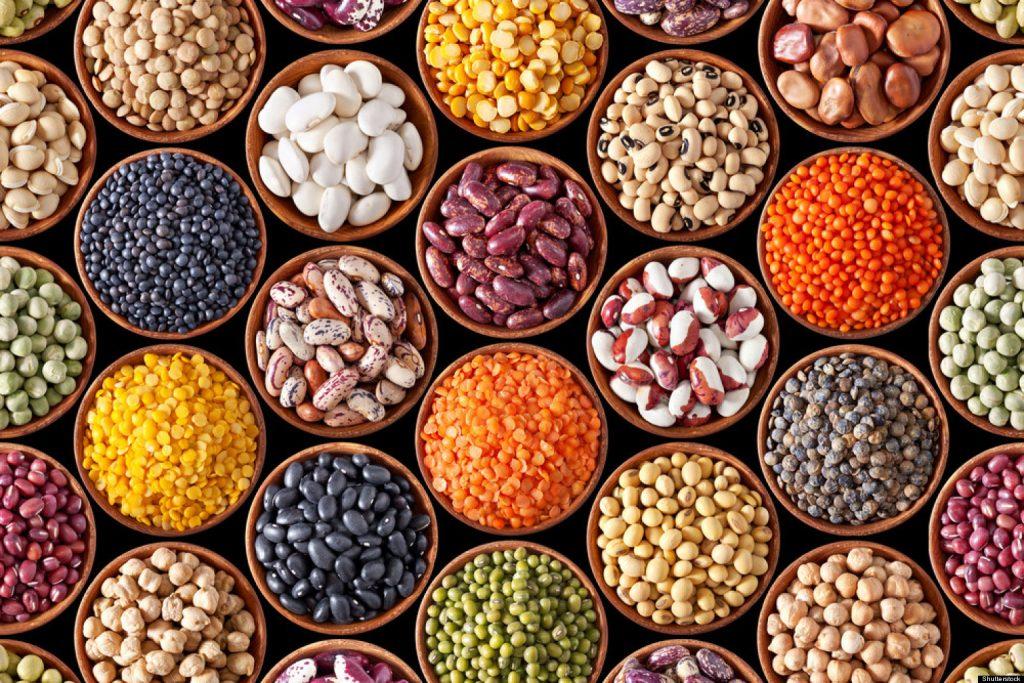 """Các loại ngũ cốc giúp tăng cân cho nàng """"mảnh khảnh"""""""