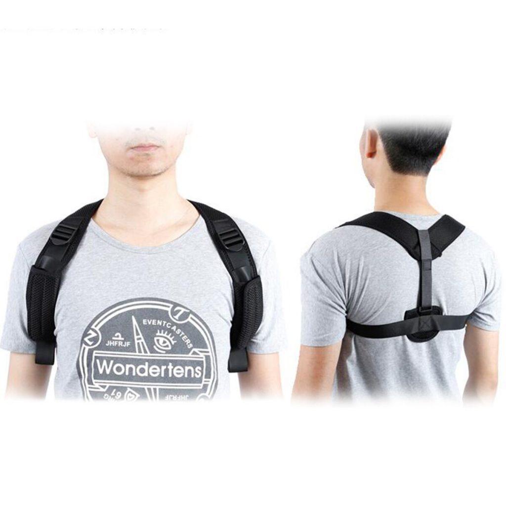 Bạn đã biết cách đeo đai chống gù lưng hay chưa?