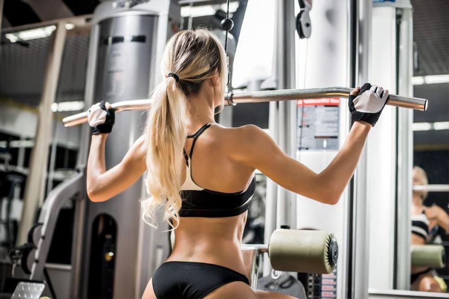 Găng tay tập gym nữ