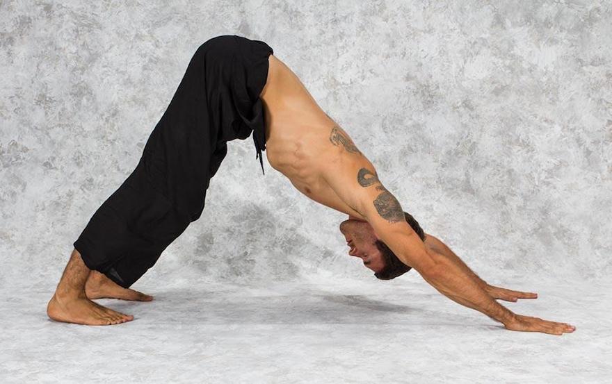 những tư thế cơ bản có thể gây chấn thương khi tập yoga