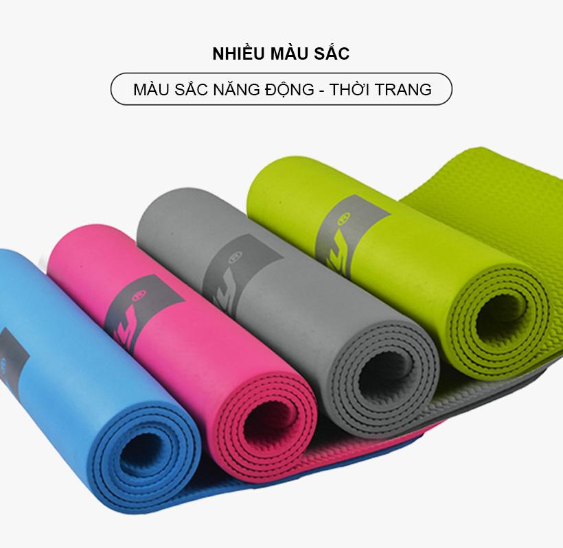 Top 3 loại thảm tập yoga tốt nên có trong mọi bài tập