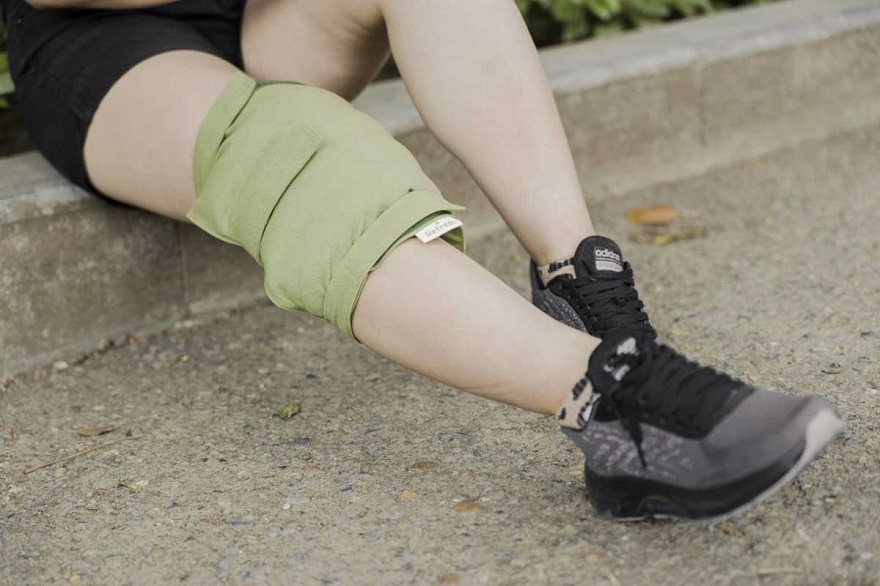 Băng đầu gối chạy bộ
