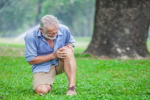 Đai bảo vệ khớp gối cho người già