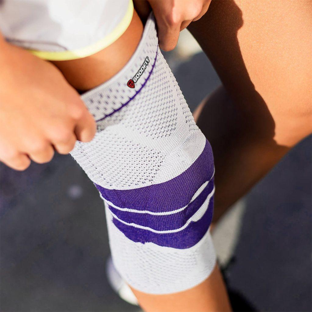 Bó gối thể thao bóng chuyền: ưu và nhược điểm