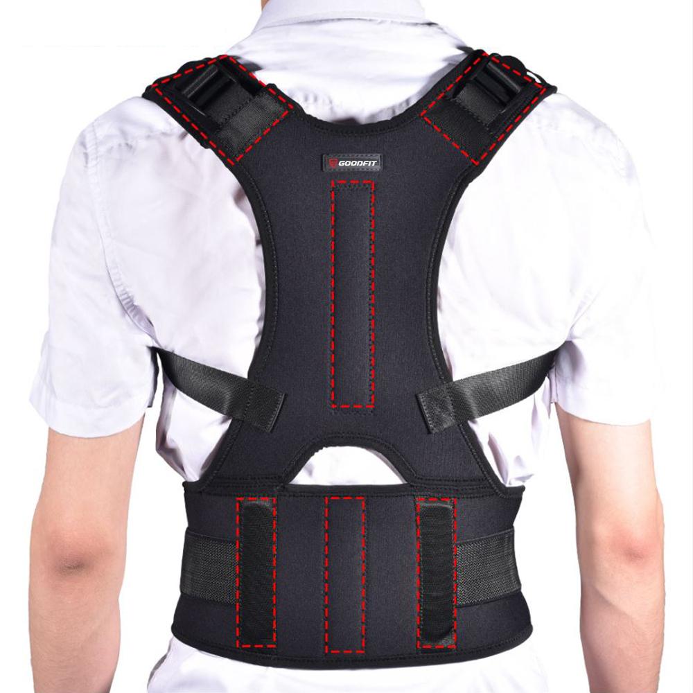 Tìm hiểu về cấu tạo cơ bản của áo chống gù lưng