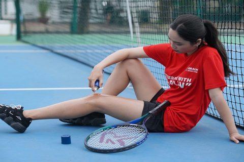 Bình xịt chữa chấn thương thể thao