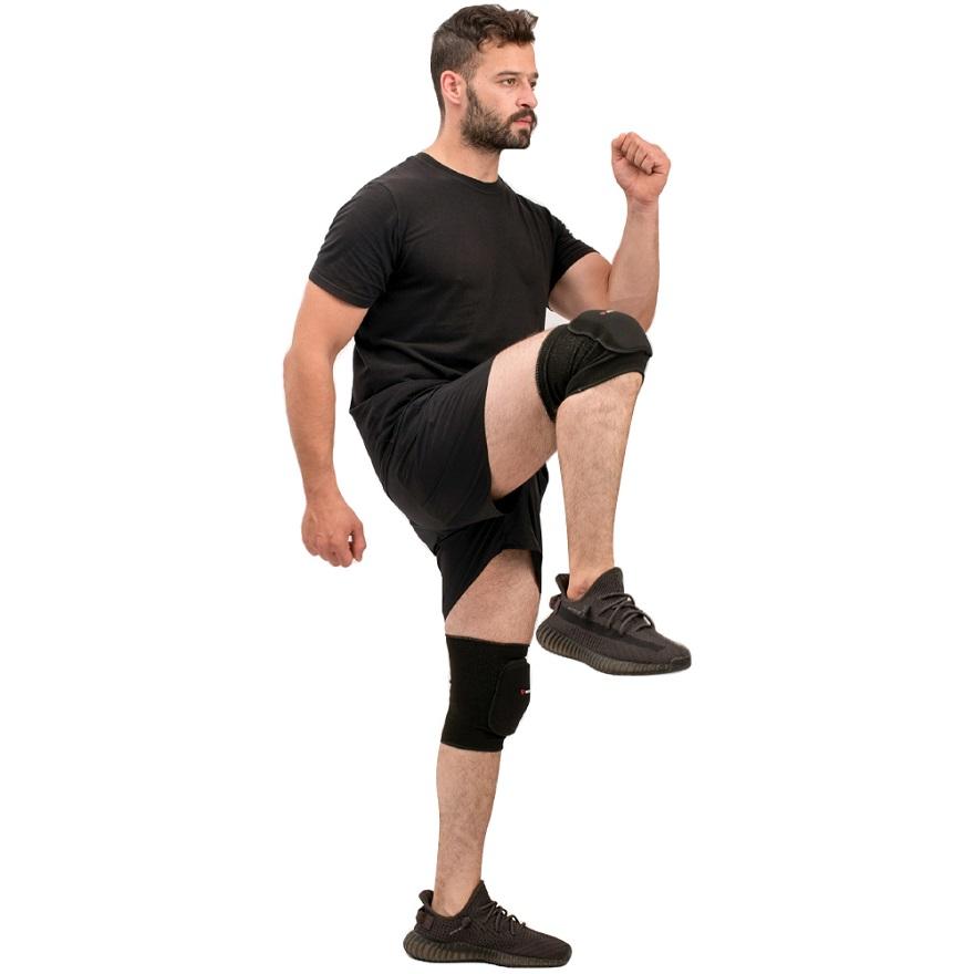 Bó gối dài bóng chuyền