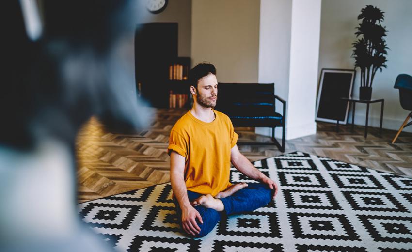 Yoga là 1 cứu cánh trong những thời điểm đầy thử thách