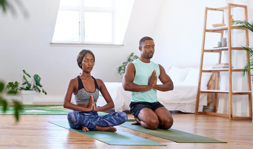 5 bài tập yoga hàng ngày giúp tăng khả năng phục hồi