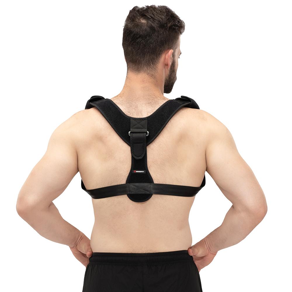 5 ưu điểm cần có của chất liệu đai chống gù lưng cho nam