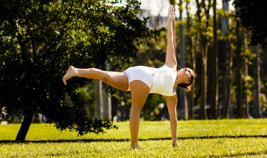 Yoga cho bụng to - các tư thế yoga giúp giảm căng thẳng