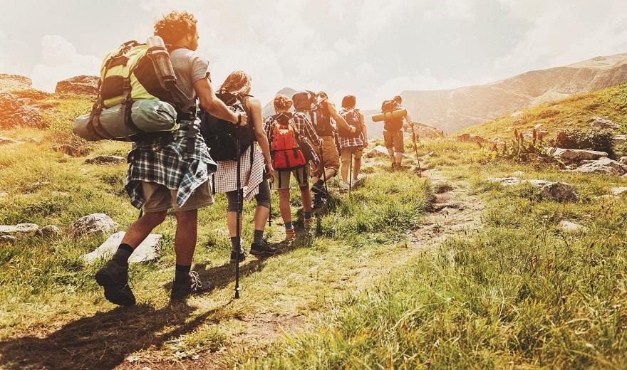Điểm danh 7 chấn thương leo núi, trekking thường gặp