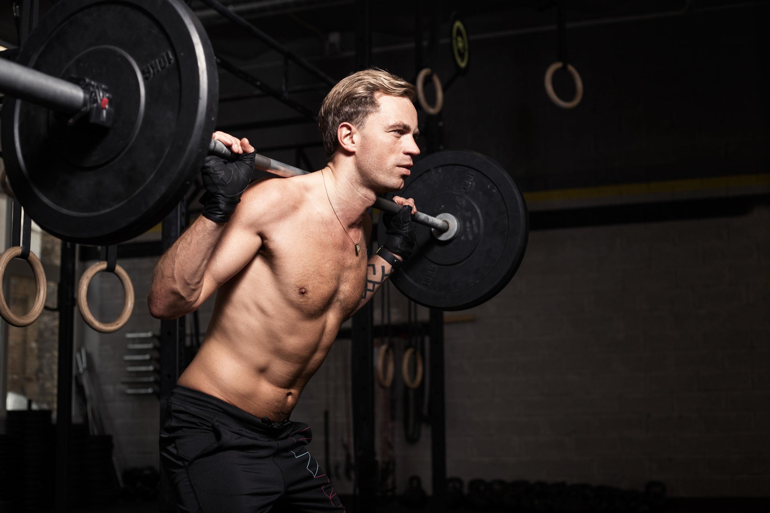Bao tay tập gym