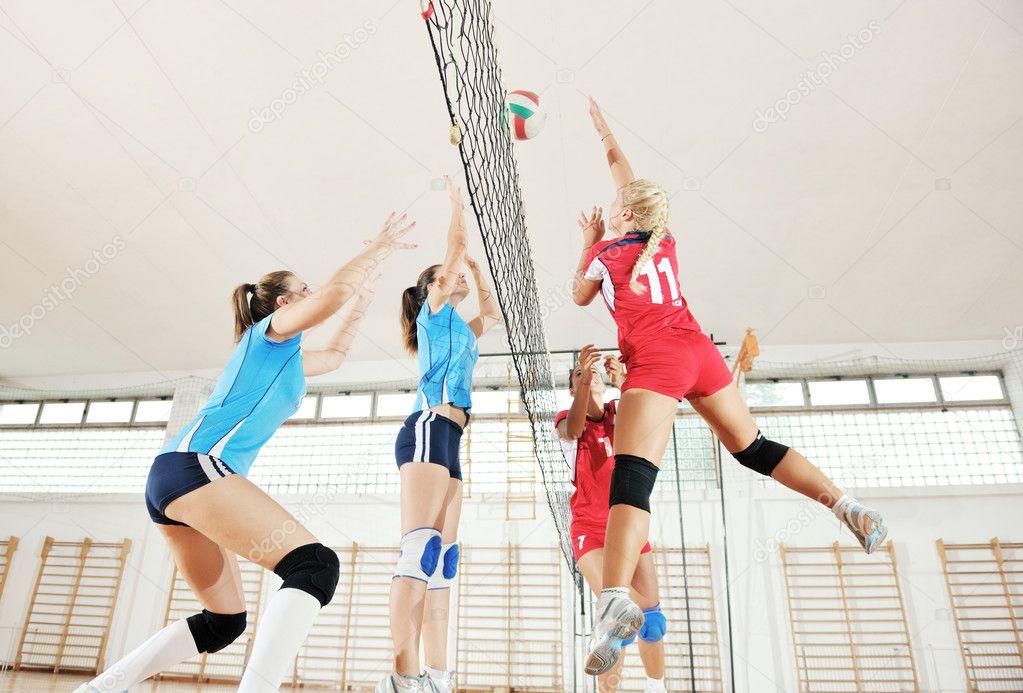 Bảo vệ đầu gối bóng chuyền