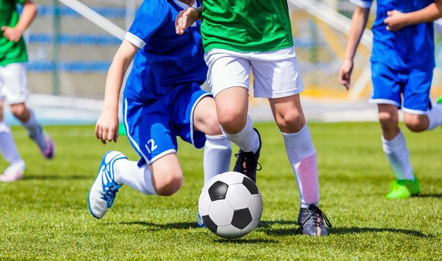 Bó gối bóng đá