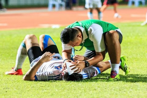 Chấn thương thể thao là gì