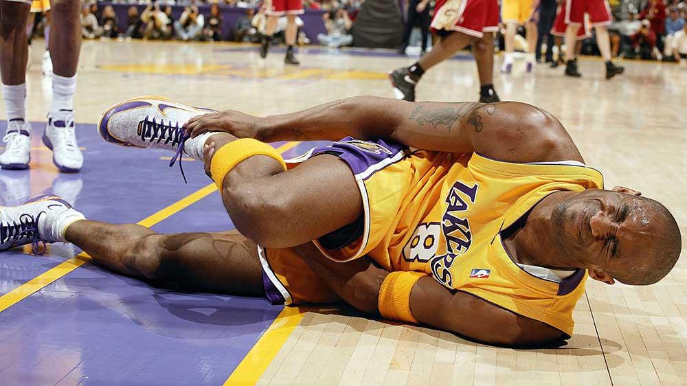 Chấn thương thể thao thường gặp