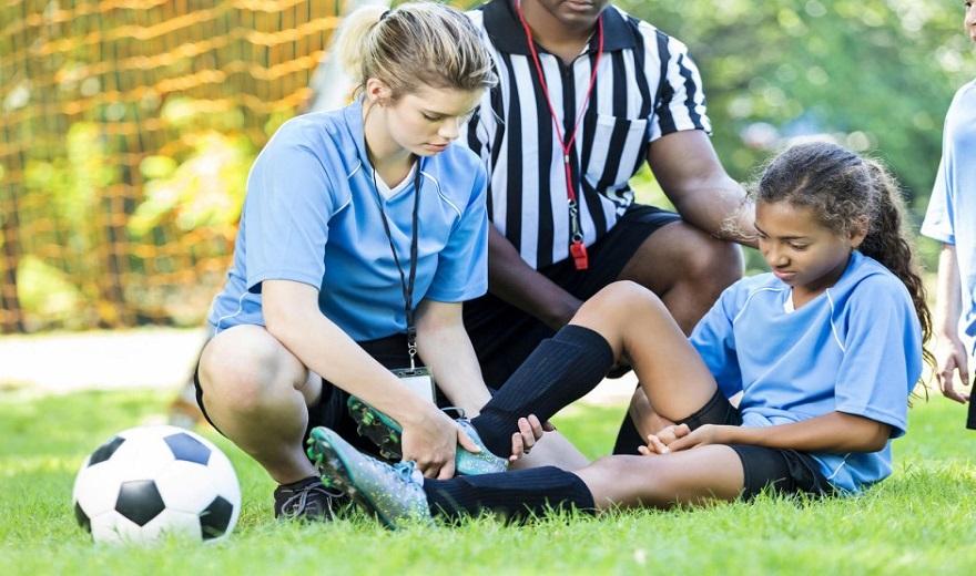 Chấn thương trong thể dục thể thao
