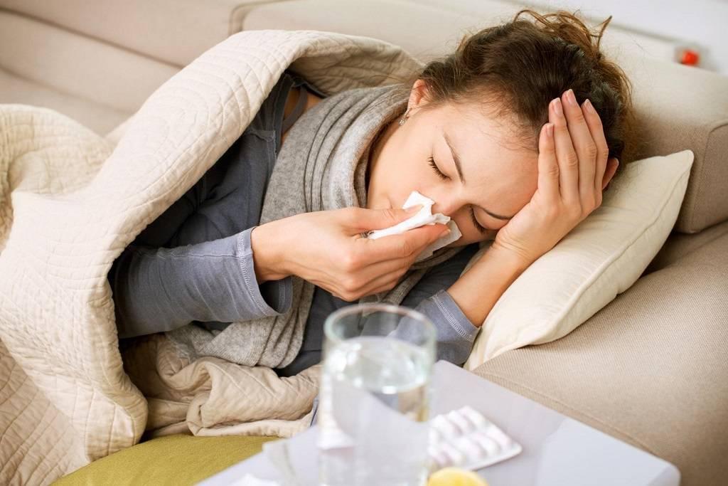 Hồi phục sau bệnh cúm
