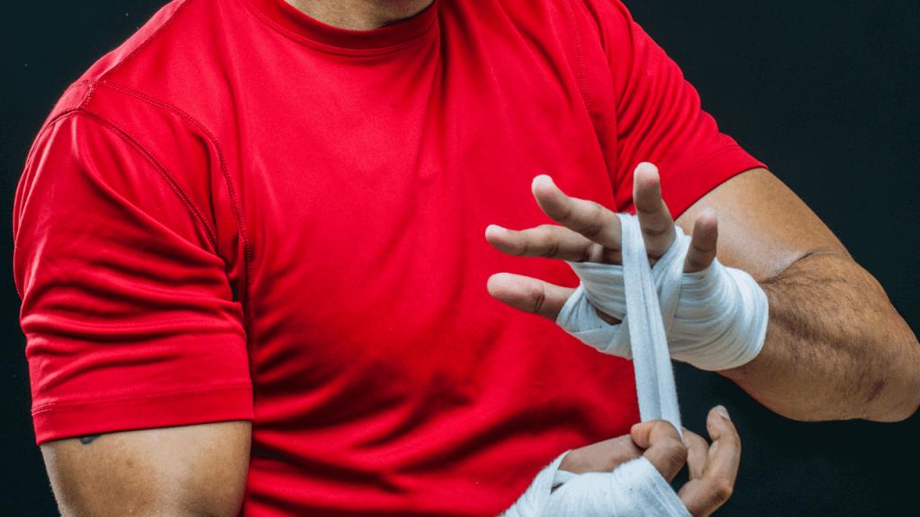 Những điều cần biết về băng quấn tay võ thuật, muay Thái