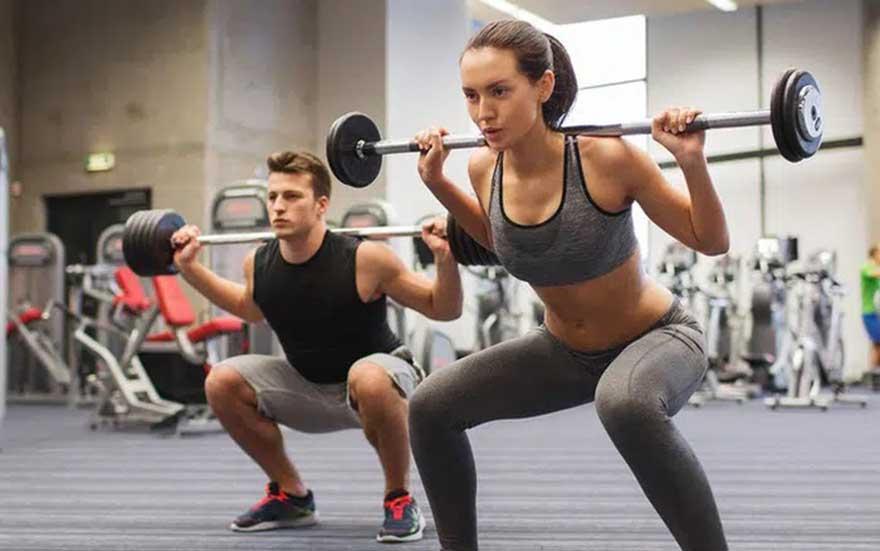 sai lầm khi tập luyện gây ra đau lưng