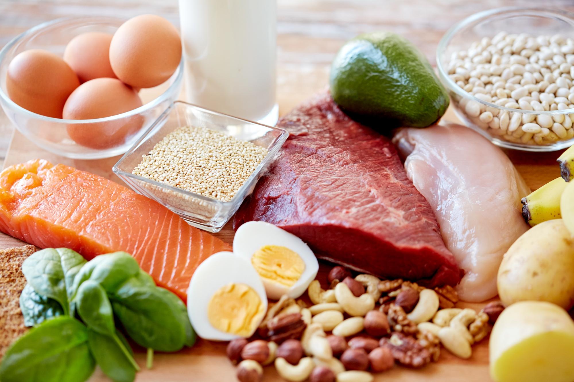 Thực phẩm giàu protein giá rẻ