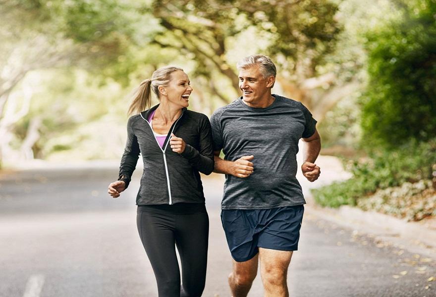 Tập thể dục sau tuổi 40 và 5 lời khuyên hữu ích