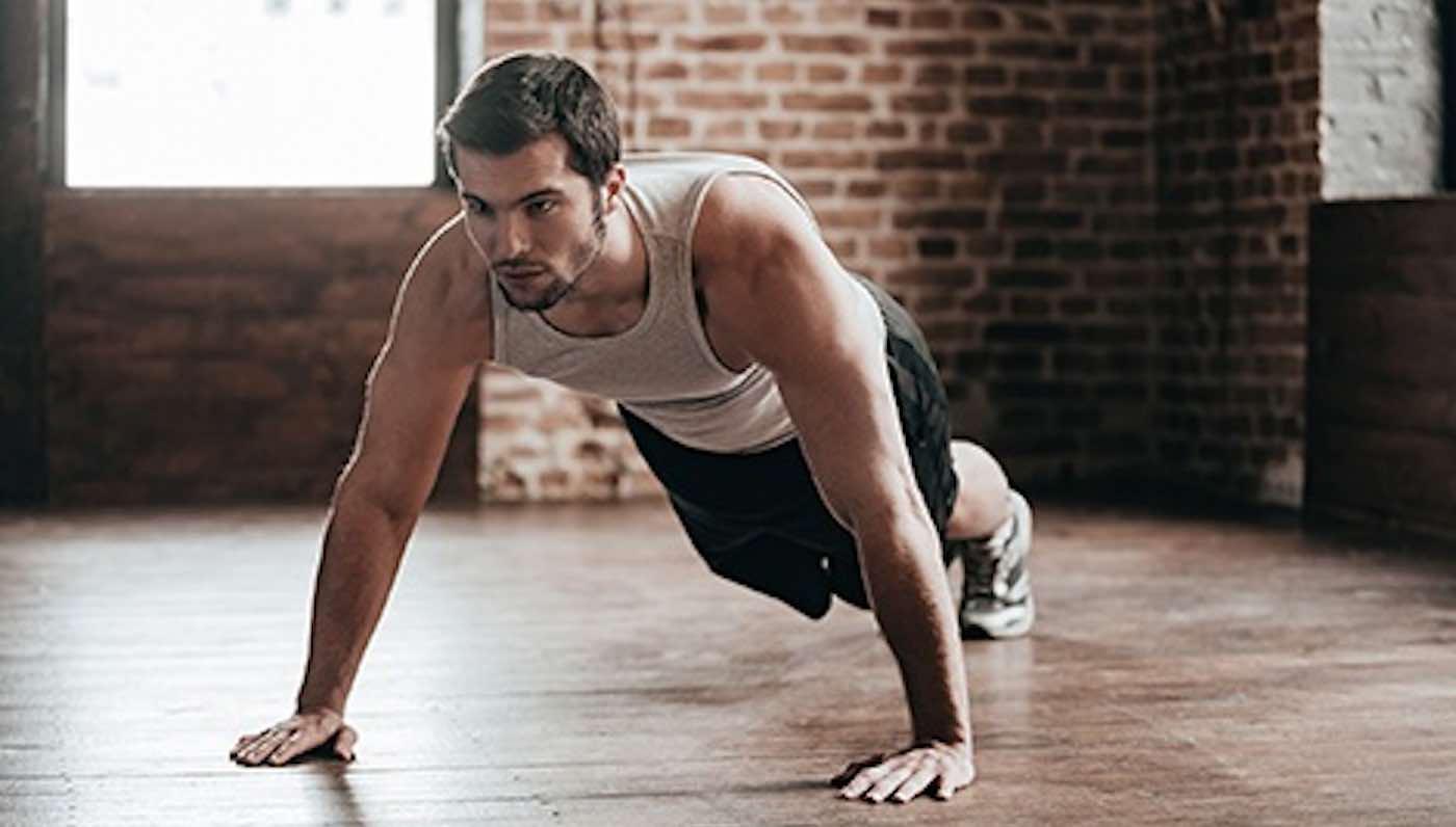 Tập luyện thân trên giúp vòng eo bạn nhỏ hơn