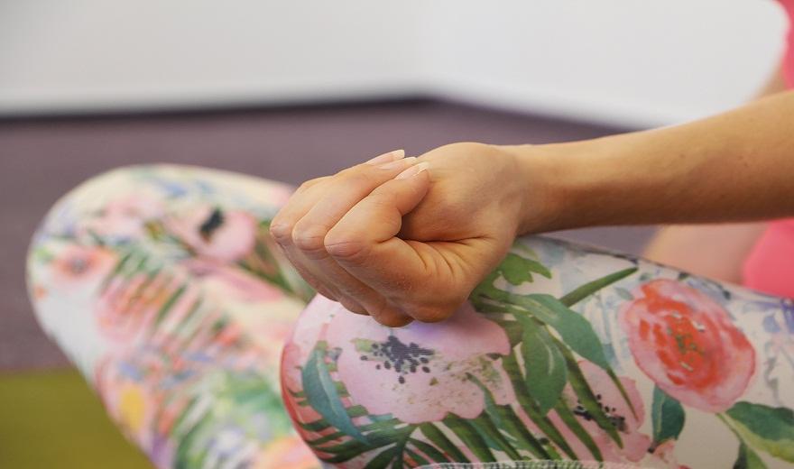 Luân xa Muladhara của Yoga: Giữ vững lập trường của bạn
