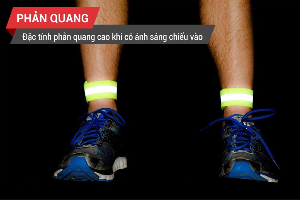 đai phản quang đeo tay đeo chân