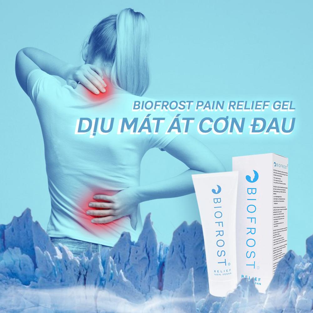gel bôi hỗ trợ giảm đau lạnh