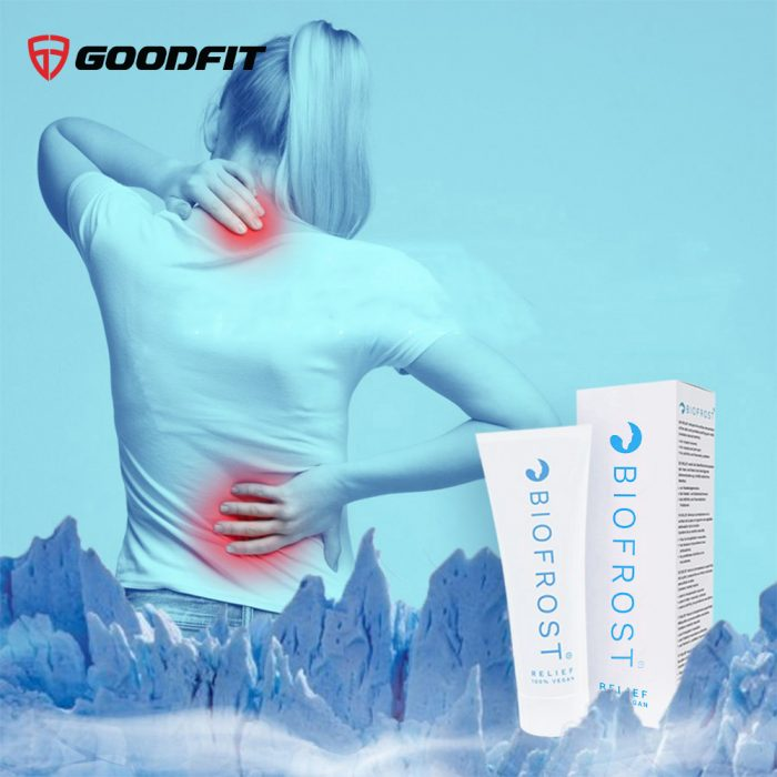 Gel bôi hỗ trợ giảm đau lạnh Biofrost Pain Relief GF002BF