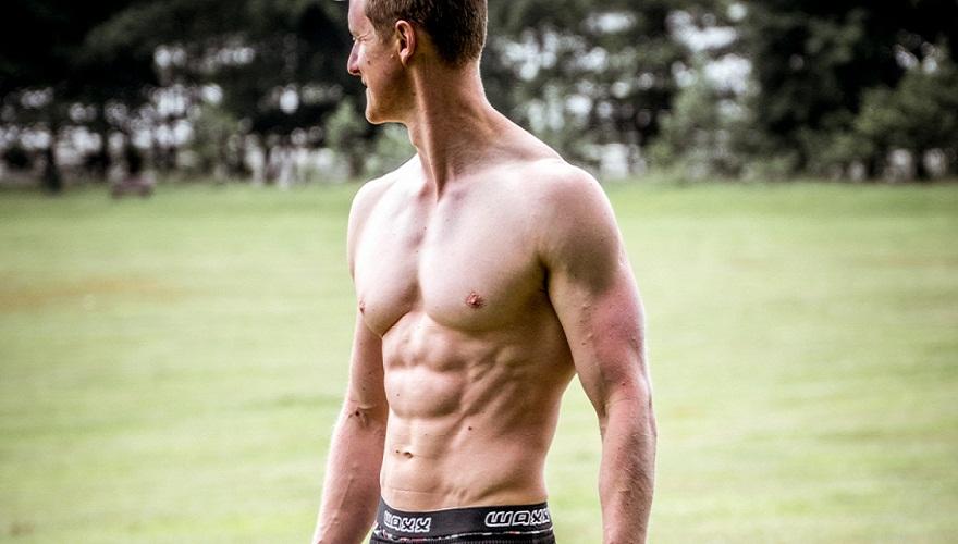 20 phút tập luyện phần thân trên giúp thu gọn vòng eo