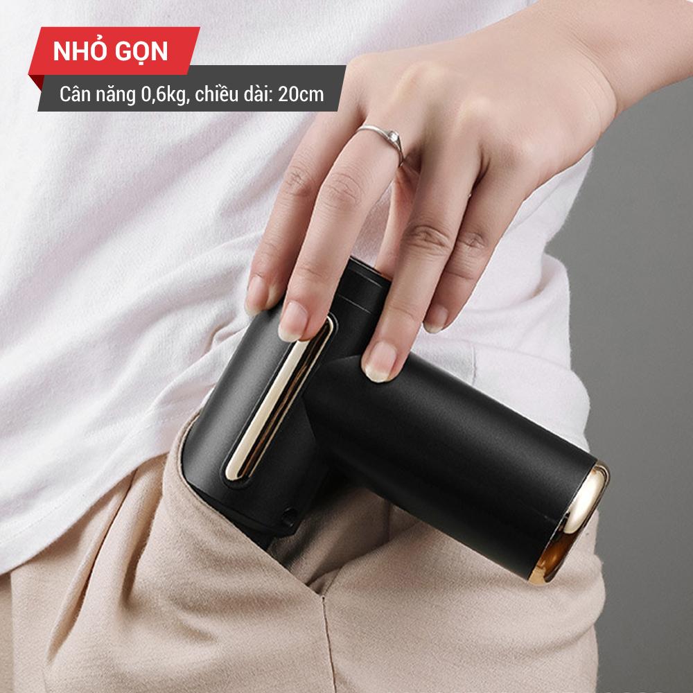 máy mát xa cầm tay mini