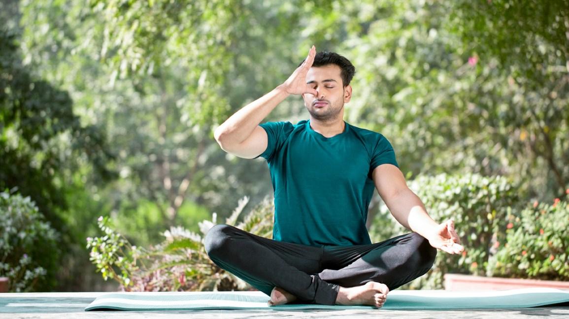 Pranayama trong Yoga