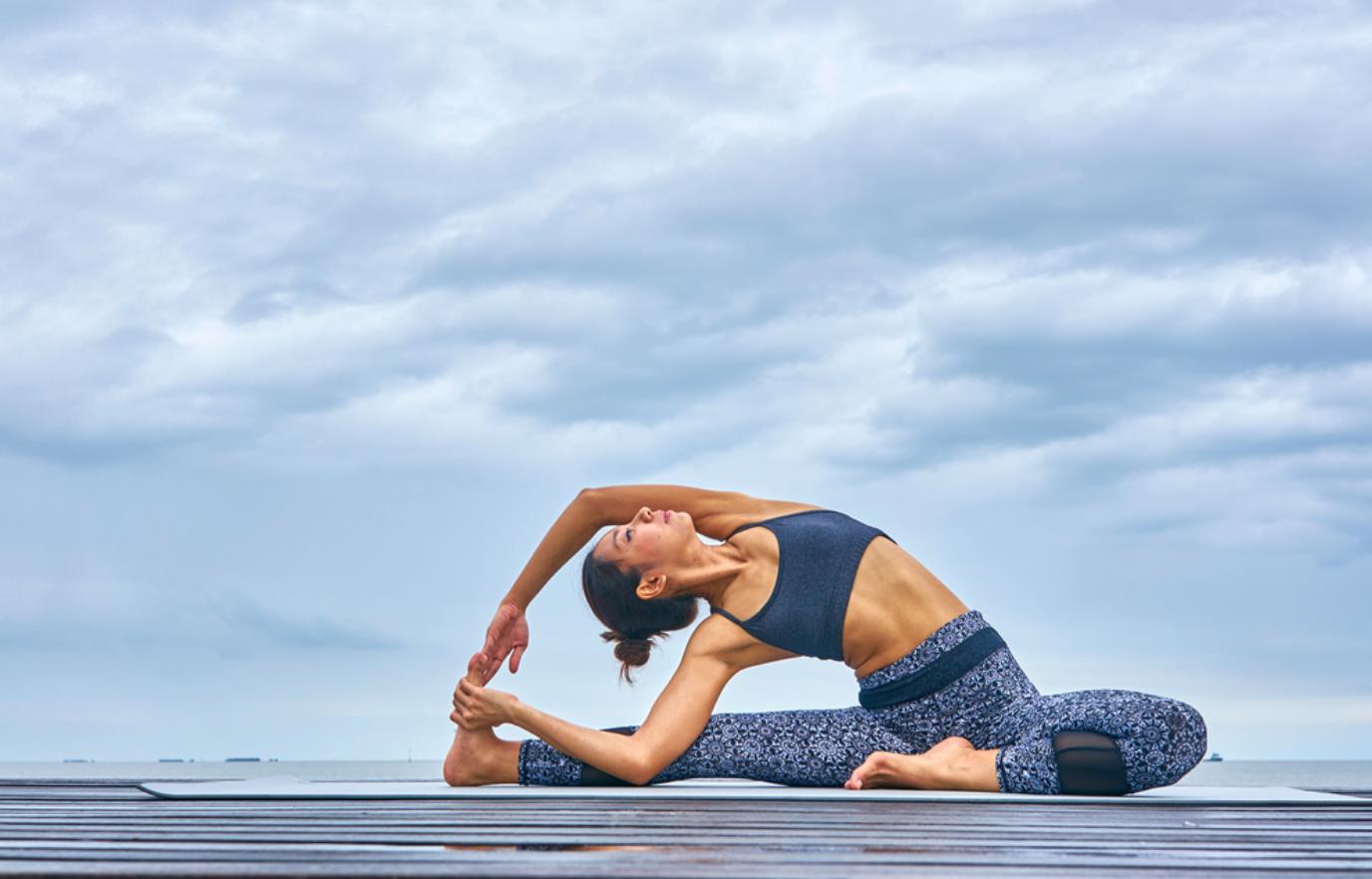 Trình tự yoga cho các mùa