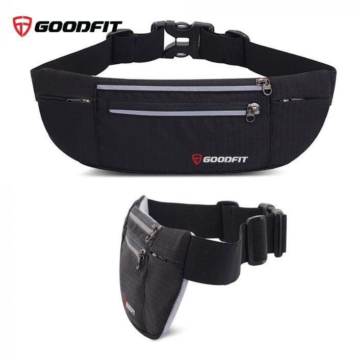 Túi đeo hông chạy bộ có ngăn đựng nước GoodFit GF108RB