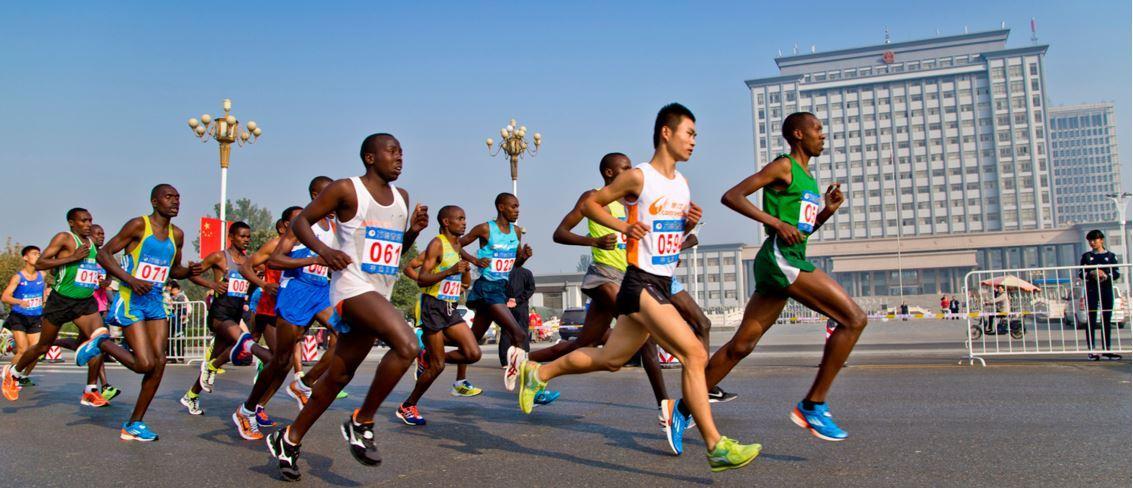 Ứng dụng tập luyện Half Marathon