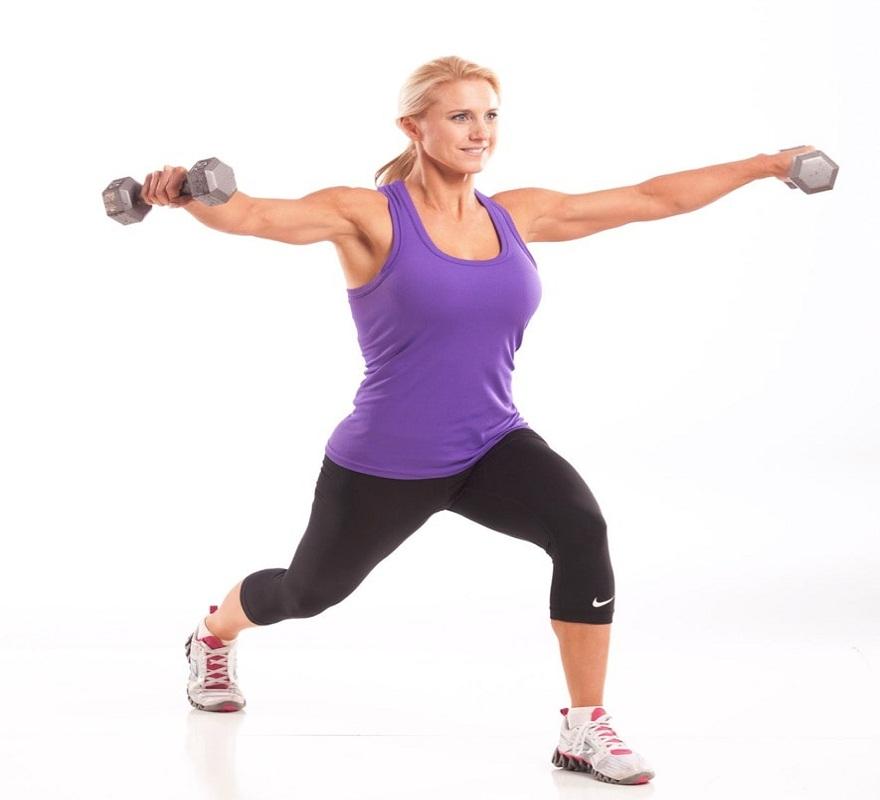 10 bài tập cho cánh tay giúp tăng sức mạnh phần thân trên