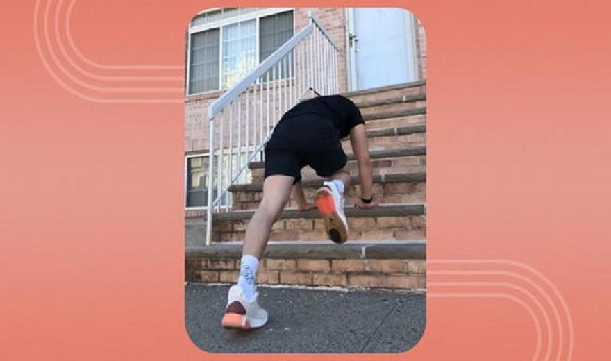 Bài tập Cardio bậc thang tác động thấp trong 20 phút