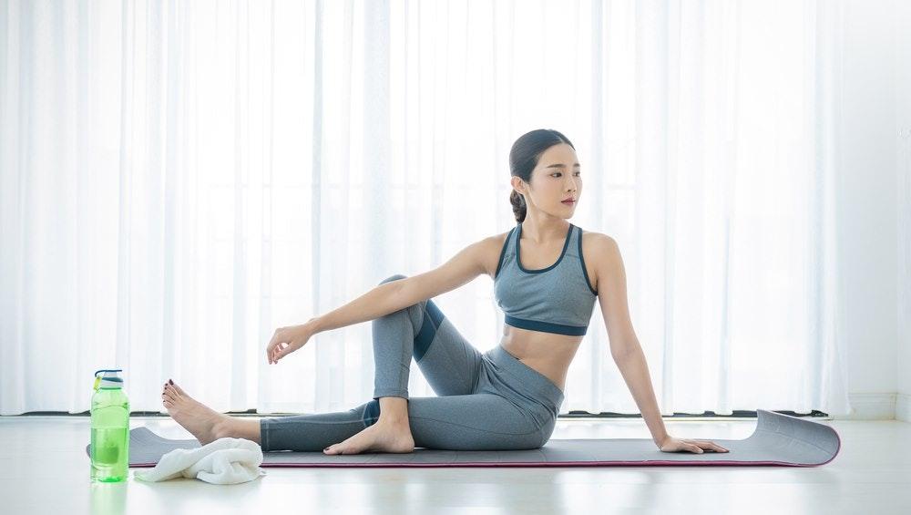 Nâng cao bài tập yoga